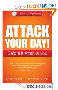 Attack Your Day book