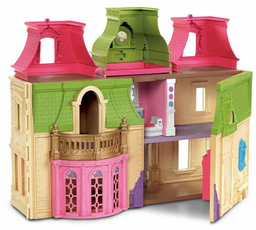 Fisher=price-doll-house