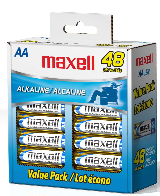 Maxell AA