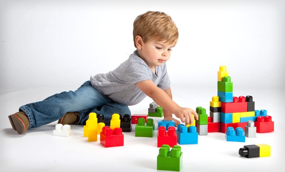 Plastic Block set