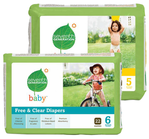 Seventh Gen Diapers