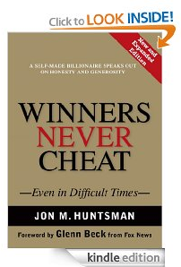 Winners Never cheat book