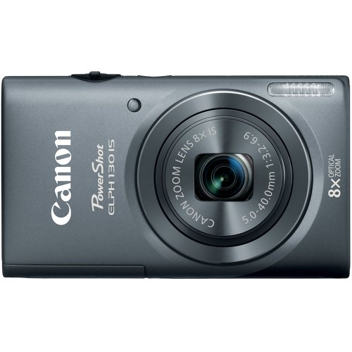 Canon PowerShot ELPH 130 IS 16.0 MP Digital CameraHot