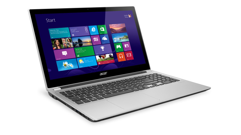 Acer Aspire 156 I7 Touchscreen Laptop Just 699