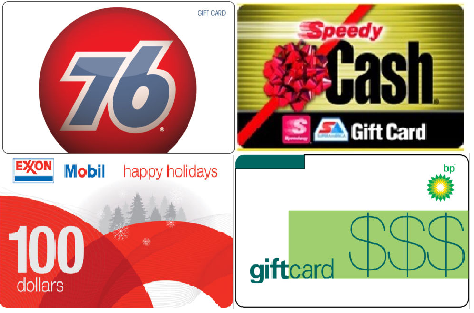 Gas Gift Cards On Sale via eBay Daily Deals! (Exxon, BP