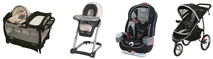 Today Only Up To 50 Off Select Graco Car Seats Playards