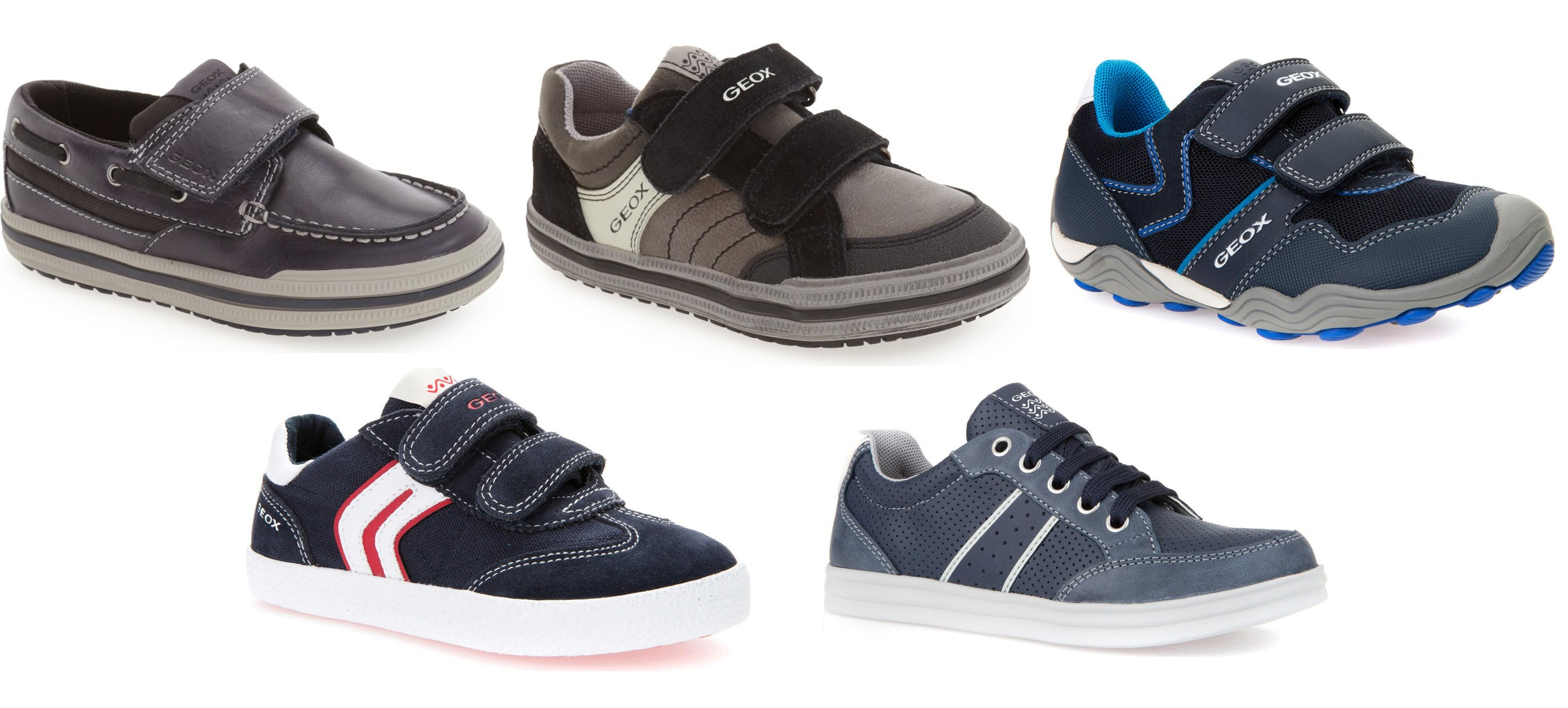 e3efaff02f Geox Boys Sneakers On Sale For As Low As $32.47 w/ Free Shipping On All  Orders!