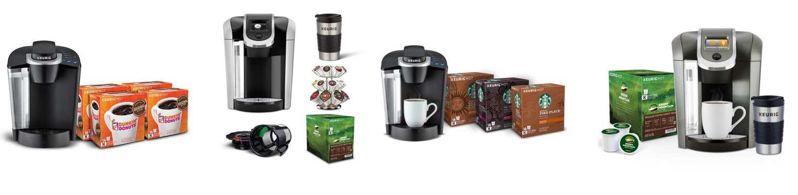 Keurig Coffee Maker And K Cup Bundles On Sale 20 Off Sitewide At