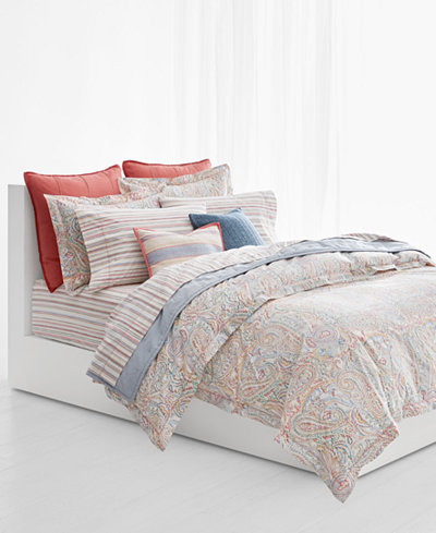 Ralph Lauren Duvet Cover Sets On Sale From Only $86.97   Hot Deals