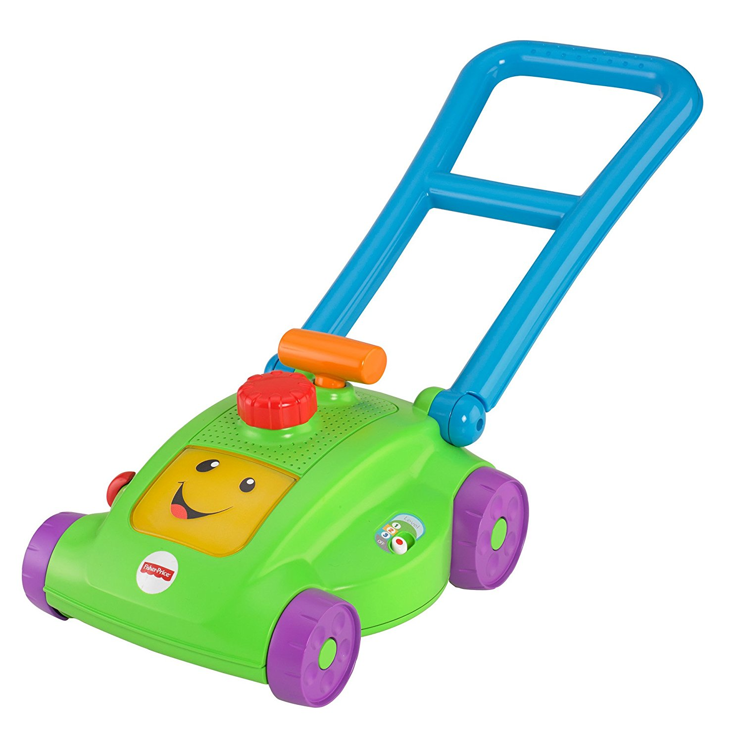 Fisher Price Laugh Learn Smart Stages Mower For Just 630 Hot Phone