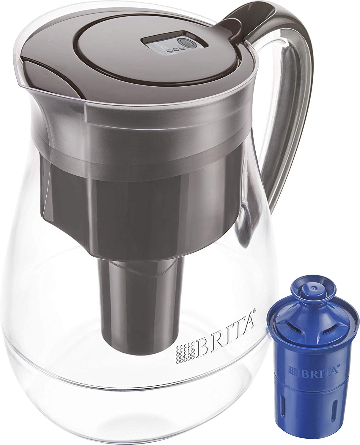Today Only: Save 30% On Brita Water Pitchers At Amazon